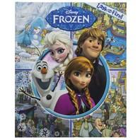 [해외]Disney Frozen - Look and Find (Hardcover)