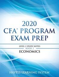 [해외]2020 CFA Program Exam Prep Level 1