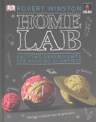 [해외]Home Lab (hardback)