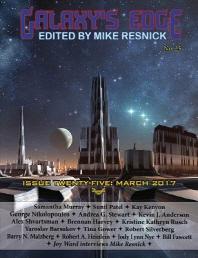 [해외]Galaxy's Edge Magazine (Paperback)
