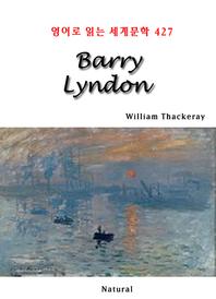 Barry Lyndon (영어로 읽는 세계문학 427)