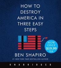 [해외]How to Destroy America in Three Easy Steps Low Price CD (Compact Disk)