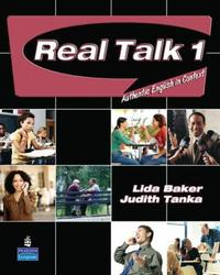 Real Talk 1(Student Book)(Authentic English in Context)
