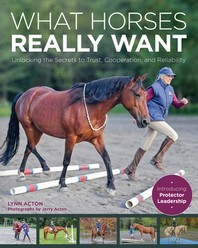 [해외]What Horses Really Want (Paperback)