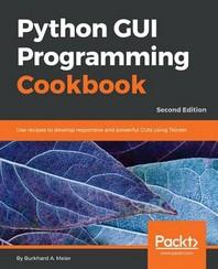 [보유]Python GUI Programming Cookbook