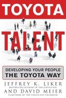 [해외]Toyota Talent (Hardcover)