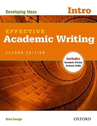 Effective Academic Writing Intro Developing ideas (with Access code) /소장자 스티커명함 부착 有  ☞ 서고위치:ki +1