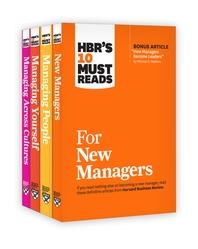[해외]Hbr's 10 Must Reads for New Managers Collection (Paperback)