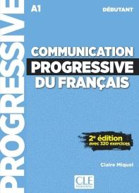 Communication progressive du francais - Niveau debutant - Livre + CD