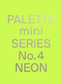 [해외]Palette Mini Series 04