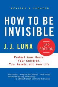 [해외]How to Be Invisible (Hardcover)
