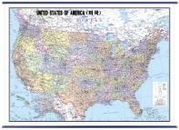 UNITED STATES OF AMERICA: 미국(코팅 표구-걸이용)