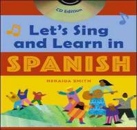 [해외]Let's Sing and Learn in Spanish (Book + Audio CD) [With CD]