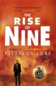 [해외]Rise of Nine (Paperback)