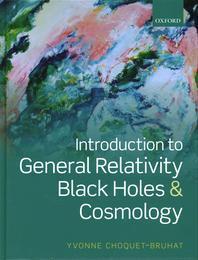 [해외]Introduction to General Relativity, Black Holes and Cosmology (Hardcover)
