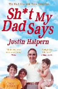 [해외]Sh*t My Dad Says (Paperback)