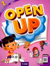 Open Up. 2(SB)(CD2장포함)