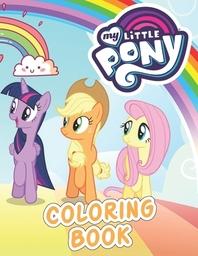 [해외]My Little Pony Coloring Book
