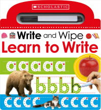 Learn to Write (Scholastic Early Learners