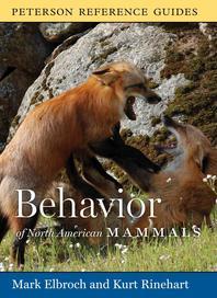 [해외]Peterson Reference Guide to the Behavior of North American Mammals
