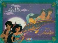 디즈니 가방 퍼즐: 알라딘