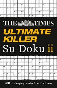 [해외]The Times Ultimate Killer Su Doku Book 11 (Paperback)