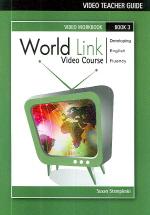 World Link 3 Video Course(Video Teacher Guide)