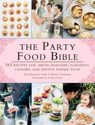 [해외]The Party Food Bible