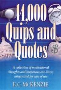 [해외]14.000 Quips and Quotes