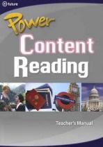 POWER CONTENT READING TEACHERS MANUAL