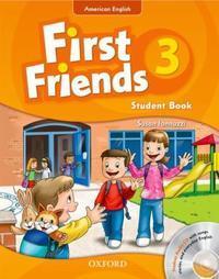 First Friends.3(StudentBook)(CD1장 포함)