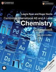 [해외]Cambridge International as and a Level Chemistry Coursebook [With CDROM]