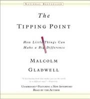 [보유]Tipping Point(Audio CD/Abridged)