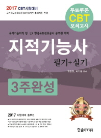지적기능사 필기+실기 3주완성(2017)