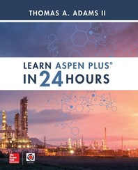 [해외]Learn Aspen Plus in 24 Hours