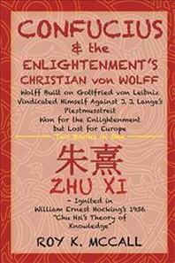 Confucius & the Enlightenment's Christian Von Wolff