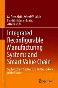 [해외]Integrated Reconfigurable Manufacturing Systems and Smart Value Chain