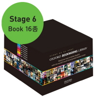 Oxford Bookworms Library Stage. 6 세트(Oxford Bookworms Library Level 6)(전16권)