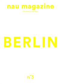 나우 매거진(Nau Magazine)(Vol. 3): 베를린(Berlin)