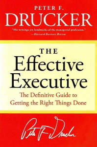 [해외]The Effective Executive