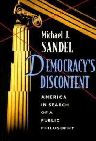 [해외]Democracy's Discontent (Paperback)