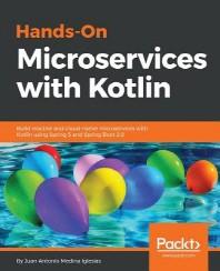 [해외]Hands-On Microservices with Kotlin (Paperback)