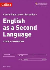 [해외]Collins Cambridge Checkpoint English as a Second Language - Cambridge Checkpoint English as a Second Language Workbook Stage 8