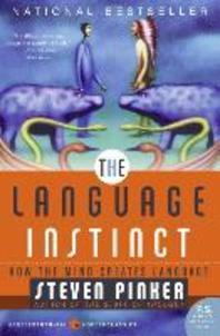 [보유]The Language Instinct, UnA/E (Paperback)