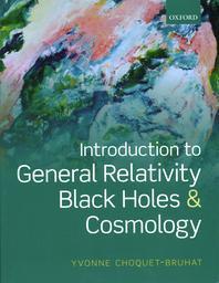 [해외]Introduction to General Relativity, Black Holes and Cosmology