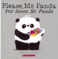 [해외]Please, Mr. Panda / Por Favor, Sr. Panda (Prebound)