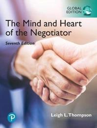 [해외]The Mind and Heart of the Negotiator [Global Edition]