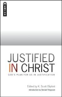 [해외]Justified in Christ (Paperback)