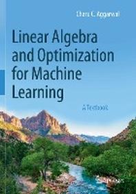 [해외]Linear Algebra and Optimization for Machine Learning