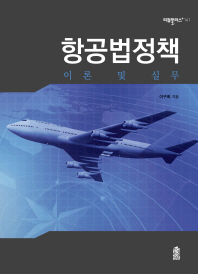 항공법정책 이론 및 실무(리걸플러스 141)